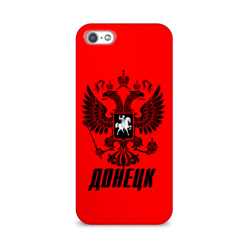 Чехол для Apple iPhone 5/5S 3D  Фото 01, Донецк