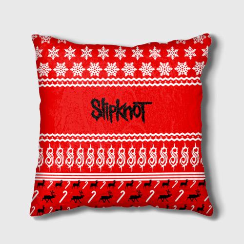 Подушка 3D  Фото 01, Праздничный Slipknot