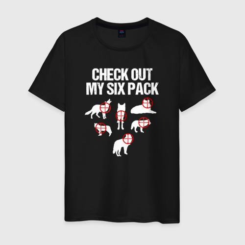 Мужская футболка хлопок  Фото 01, КИНО - В.Цой