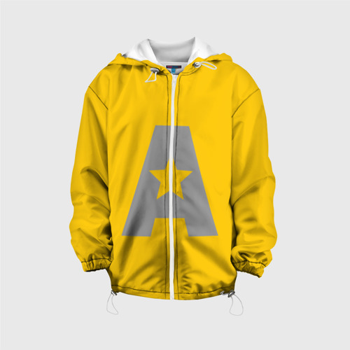 Детская куртка 3D  Фото 01, А