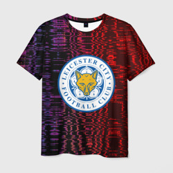 LEICESTER CITY ABSTRACT SPORT