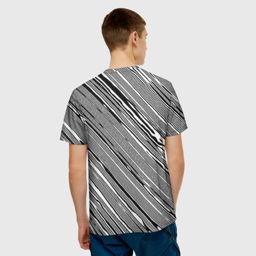 Мужская футболка 3D  Фото 02, BMW SPORT LINE