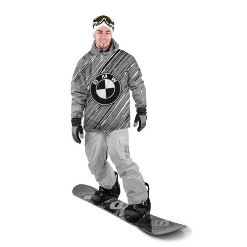 Накидка на куртку 3D  Фото 03, BMW SPORT LINE