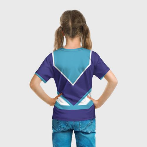 Детская футболка 3D  Фото 04, Очень сладкая Люда