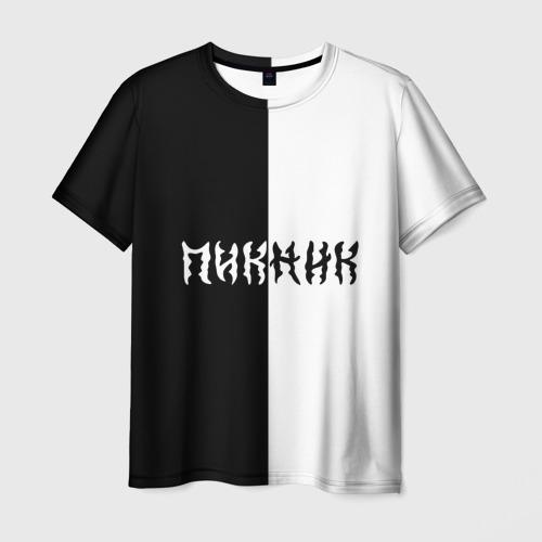 Мужская футболка 3D  Фото 03, Пикник