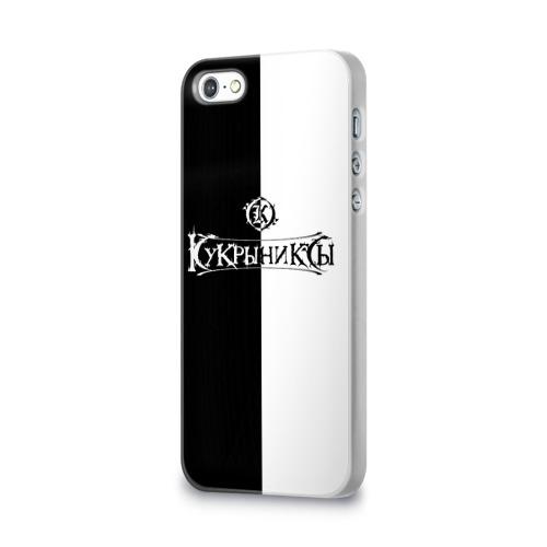 Чехол для Apple iPhone 5/5S 3D  Фото 03, Кукрыниксы