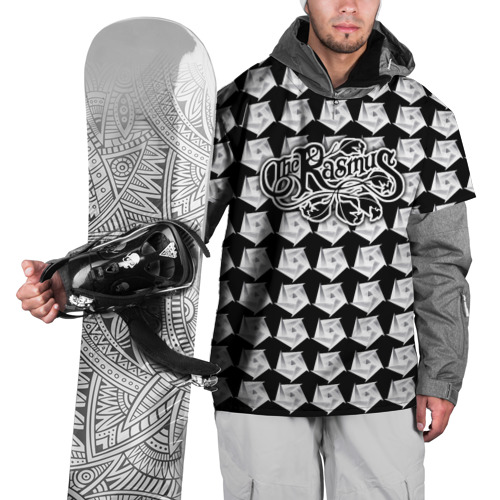 Накидка на куртку 3D The Rasmus