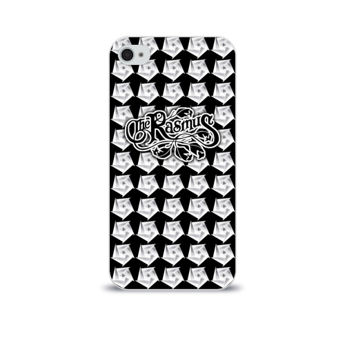 Чехол для Apple iPhone 4/4S soft-touch  Фото 01, The Rasmus