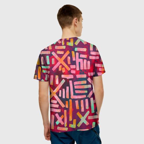 Мужская футболка 3D  Фото 02, Geometry