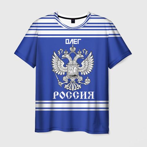 Мужская футболка 3D  Фото 03, Олег SPORT UNIFORM 2018