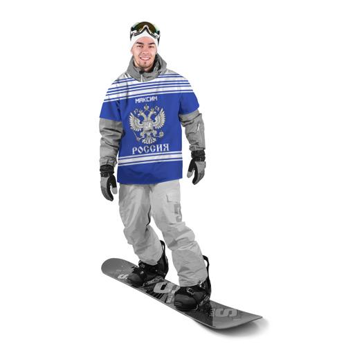 Накидка на куртку 3D  Фото 03, Максим SPORT UNIFORM 2018