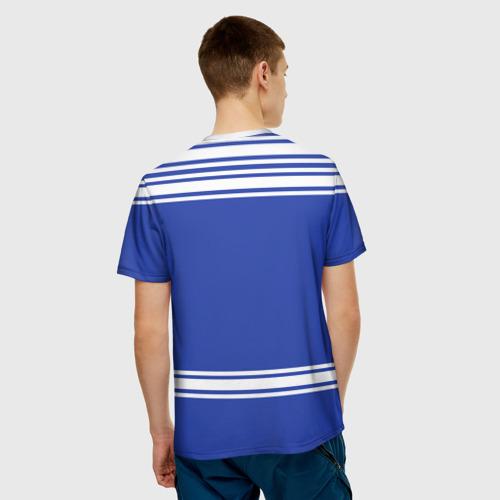 Мужская футболка 3D  Фото 02, Гриша SPORT UNIFORM 2018