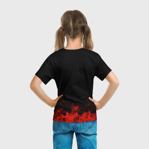 Детская футболка 3D  Фото 04, Arch Enemy