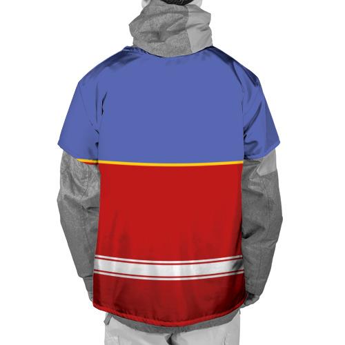 Накидка на куртку 3D  Фото 02, Хоккеист Егор