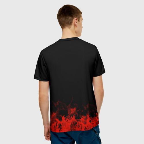 Мужская футболка 3D  Фото 02, The Offspring