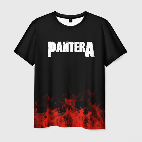 Мужская футболка 3D  Фото 03, Pantera