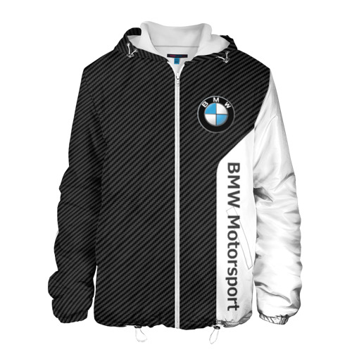 Мужская куртка 3D  Фото 01, BMW Motorsport Carbon