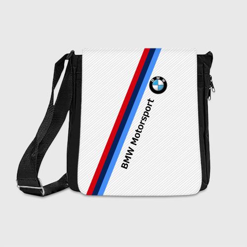 Сумка через плечо BMW MOTORSPORT CARBON | БМВ Фото 01