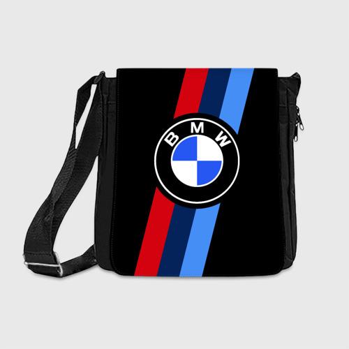 Сумка через плечо BMW 2021 M SPORT / БМВ М СПОРТ Фото 01