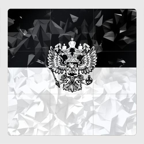 Магнитный плакат 3Х3 RUSSIA - Black Collection