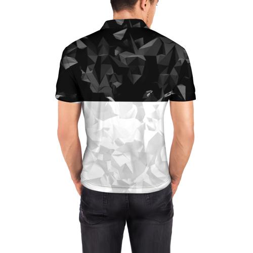 Мужская рубашка поло 3D  Фото 04, Real Madrid 2018 Original