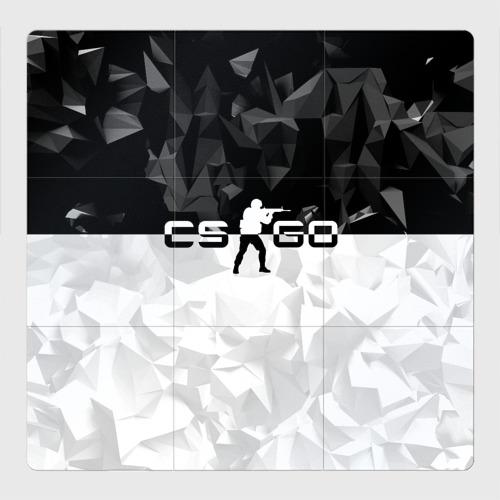 Магнитный плакат 3Х3 CS GO Black Collection
