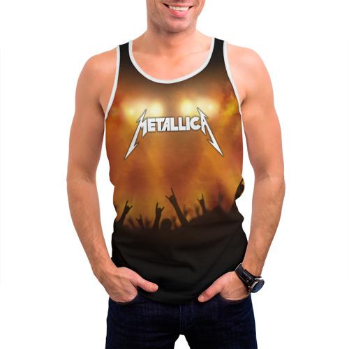 Мужская майка 3D  Фото 03, Metallica