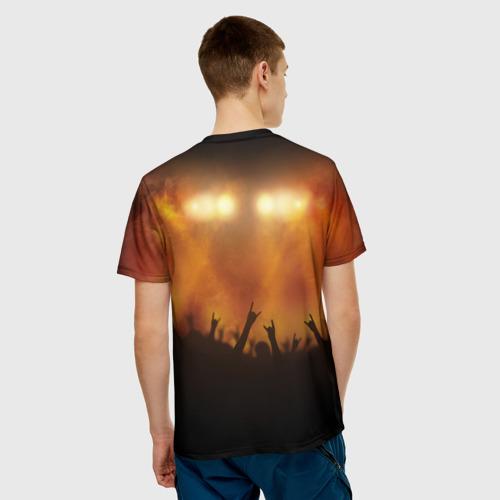 Мужская футболка 3D  Фото 02, Nine Inch Nails
