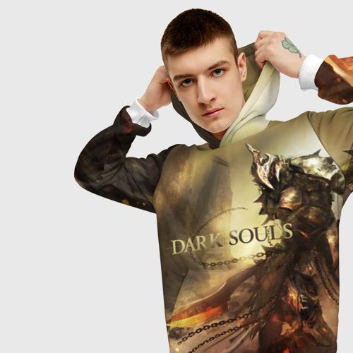 Мужская толстовка 3D  Фото 01, Dark Souls