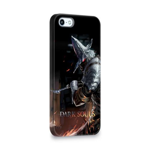 Чехол для Apple iPhone 5/5S 3D  Фото 02, Dark Souls