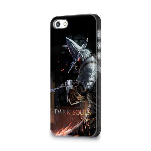 Чехол для Apple iPhone 5/5S 3D  Фото 03, Dark Souls