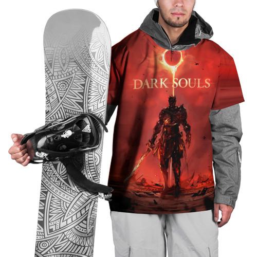 Накидка на куртку 3D  Фото 01, Dark Souls