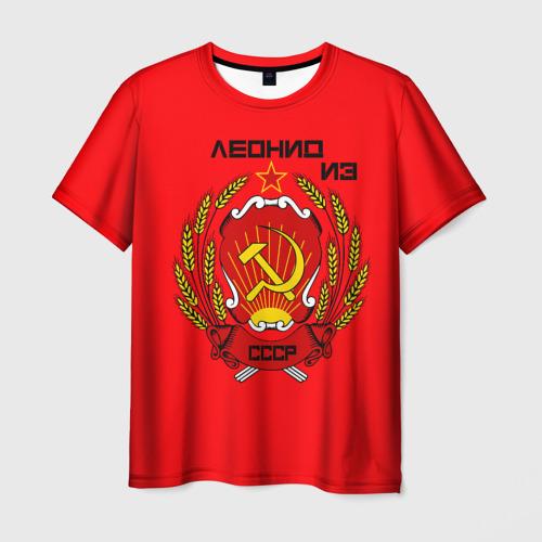 Мужская футболка 3D  Фото 01, Леонид из СССР