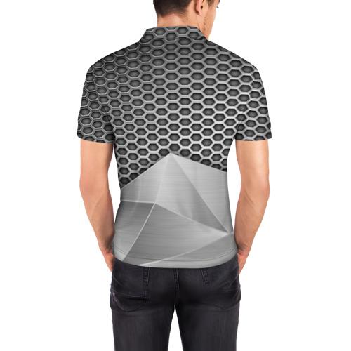 Мужская рубашка поло 3D  Фото 04, BMW SPORT MOTORS 2018