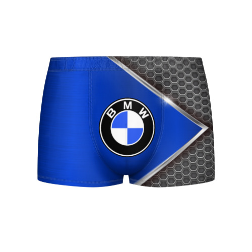 Мужские трусы 3D  Фото 01, BMW sport collection auto