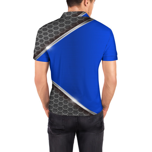Мужская рубашка поло 3D  Фото 04, BMW sport collection auto