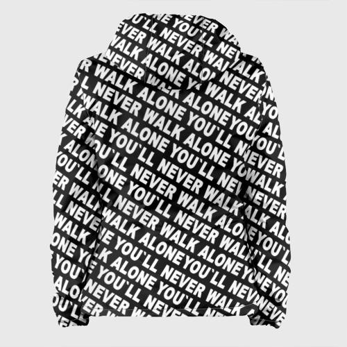 Женская куртка 3D  Фото 02, YNWA ЧБ