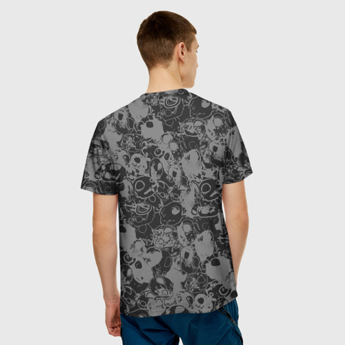 Мужская футболка 3D  Фото 02, cs:go - DoomKitty (Collection 2018)