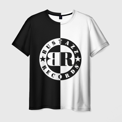 Мужская футболка 3D  Фото 03, Bustazz Records