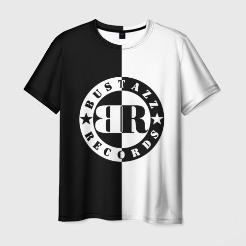 Мужская футболка 3D  Фото 01, Bustazz Records