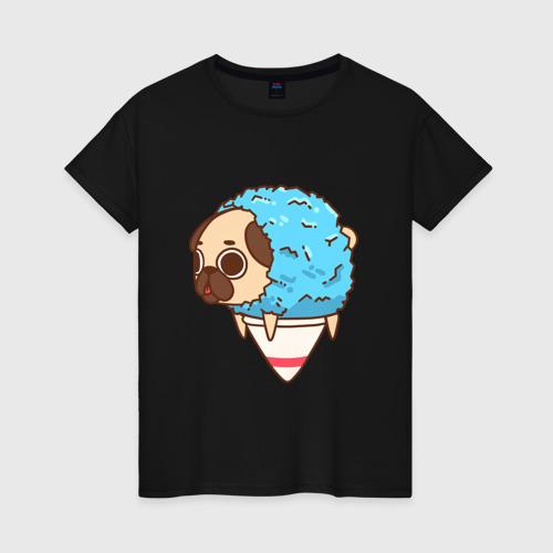 мопс-мороженое