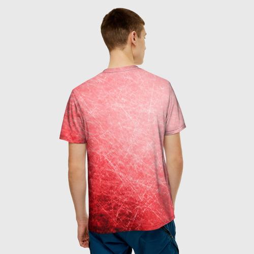 Мужская футболка 3D  Фото 02, Man UTD