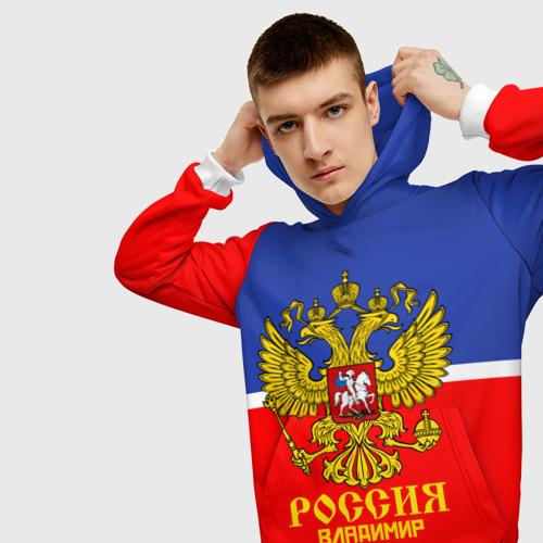 Хоккеист Владимир