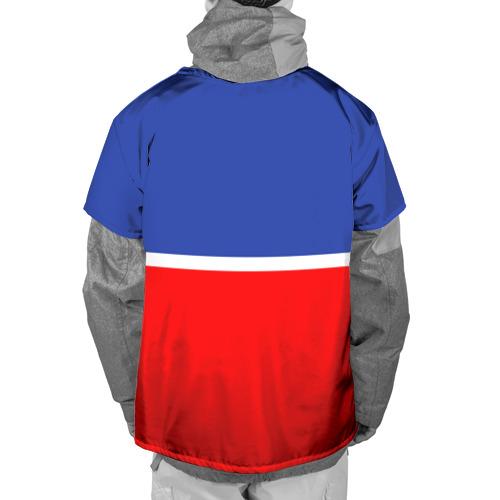 Накидка на куртку 3D  Фото 02, Хоккеист Юрий