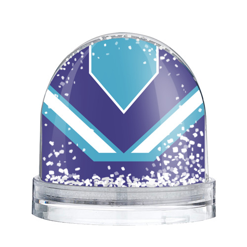 Водяной шар со снегом  Фото 02, Очень сладкая Надя