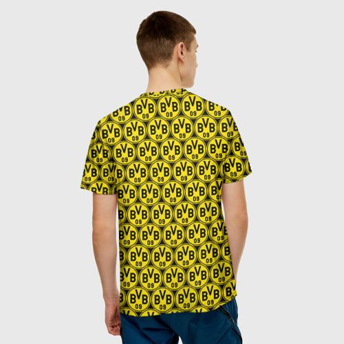 Мужская футболка 3D  Фото 02, Borussia