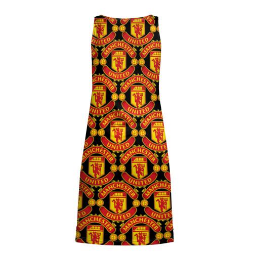 Платье-майка 3D  Фото 02, Manchester United