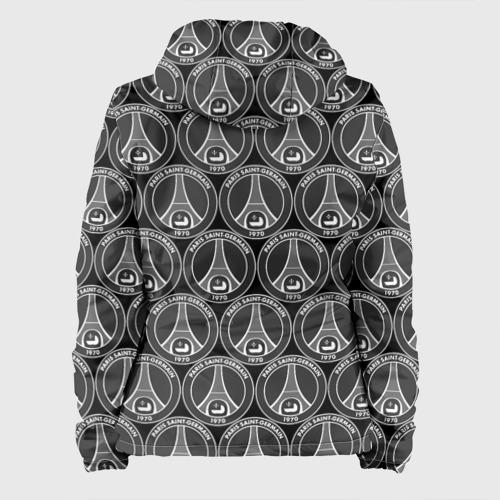 Женская куртка 3D  Фото 02, PSG Black&White