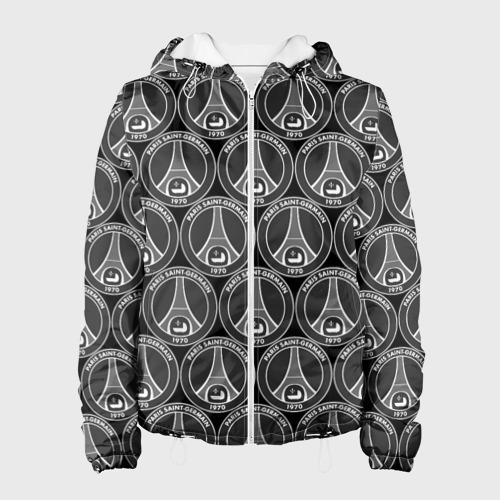 Женская куртка 3D  Фото 01, PSG Black&White