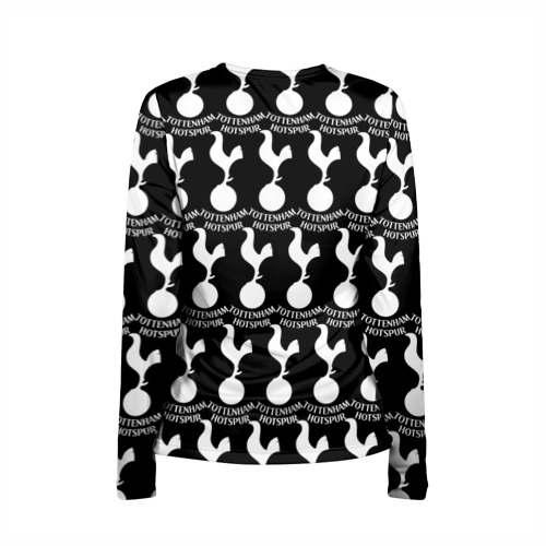 Женский лонгслив 3D для беременных  Фото 02, Tottenham Black&White